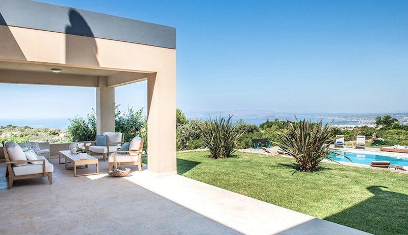 7 Bed Luxury Villa in Chania crete 19