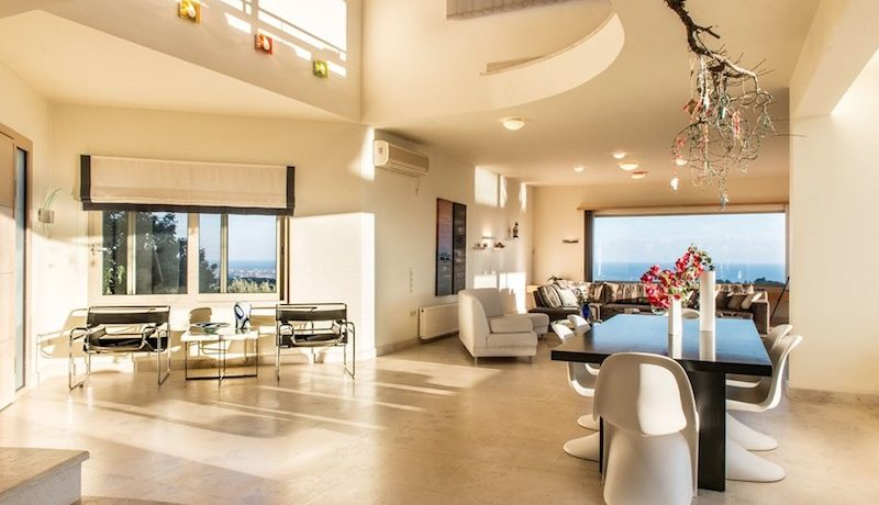 7 Bed Luxury Villa in Chania crete 26