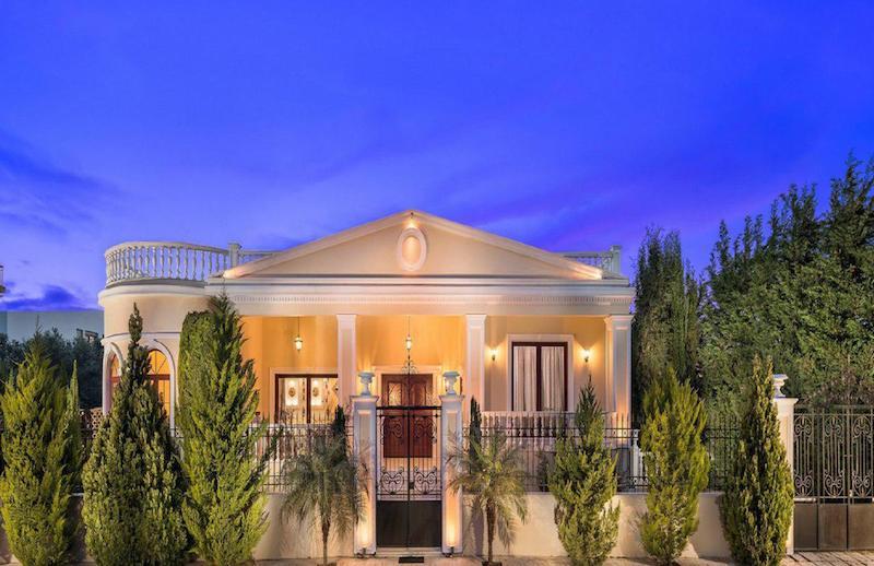 Luxurious ,Classic Greek Style Top Villa in Crete | Chania