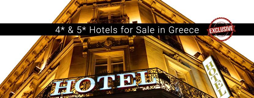 Hotels For Sale In Greece Santorini Crete Rhodes Corfu Athens 2019