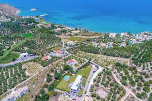 Modern Villa, Luxury Estate at Crete Near Chania 3