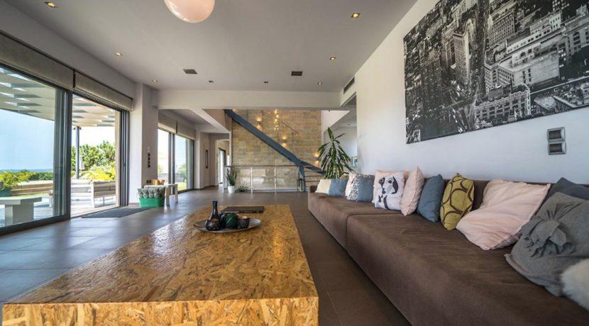 Modern Villa, Luxury Estate at Crete Near Chania 35