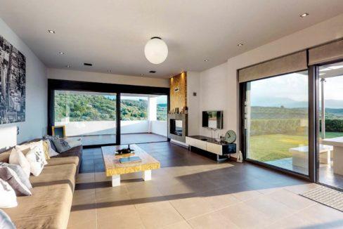 Modern Villa, Luxury Estate at Crete Near Chania 37