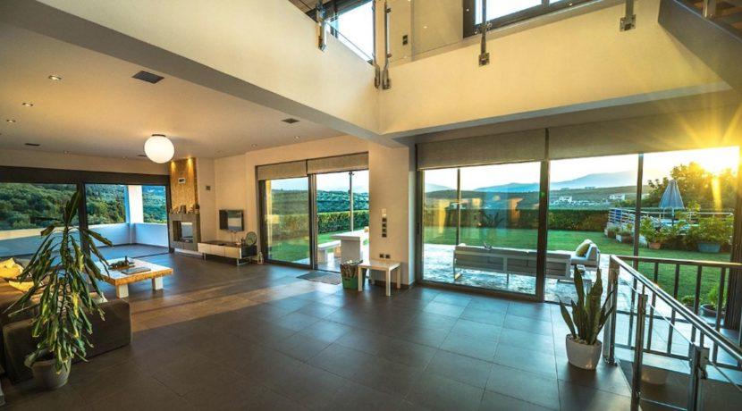Modern Villa, Luxury Estate at Crete Near Chania 38
