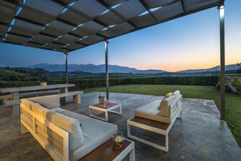 Modern Villa, Luxury Estate at Crete Near Chania 40