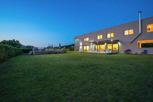 Modern Villa, Luxury Estate at Crete Near Chania 41