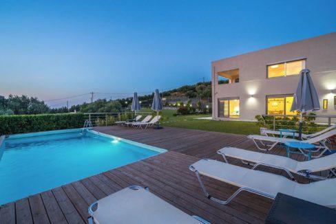 Modern Villa, Luxury Estate at Crete Near Chania 42