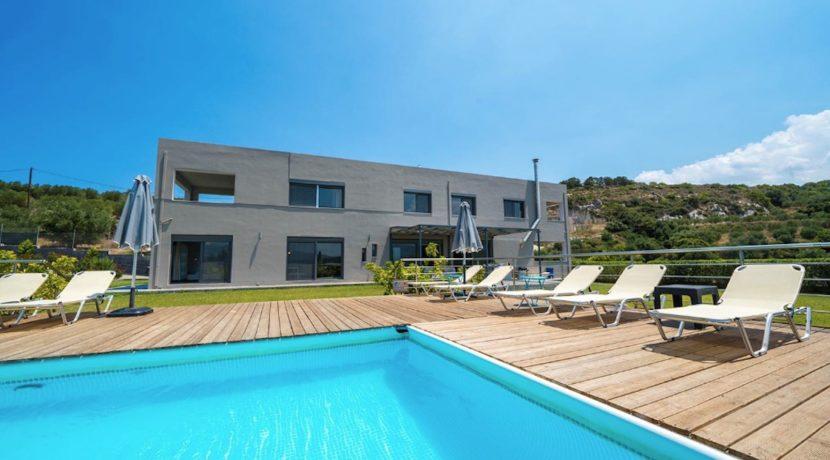 Modern Villa, Luxury Estate at Crete Near Chania 46