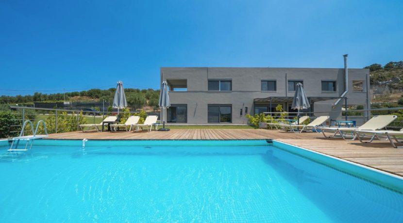 Modern Villa, Luxury Estate at Crete Near Chania 47