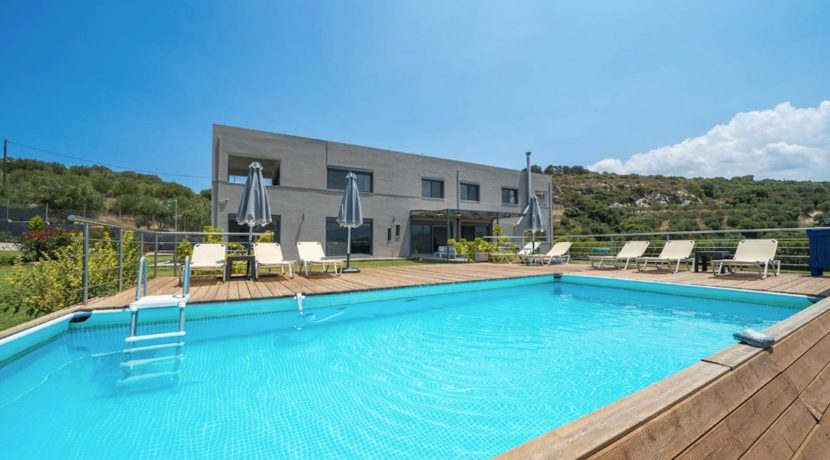 Modern Villa, Luxury Estate at Crete Near Chania 48