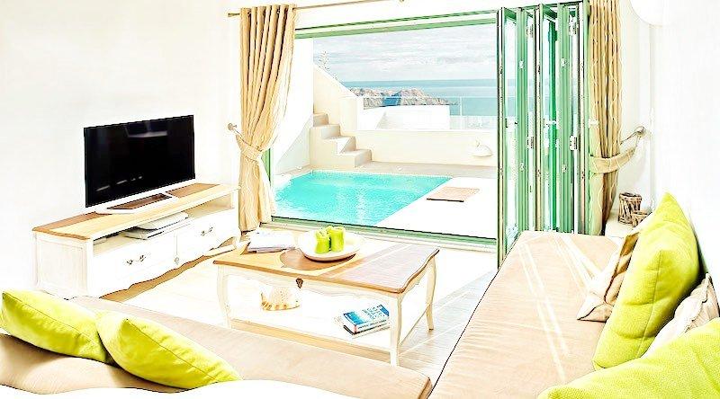 Santorini Villa 2