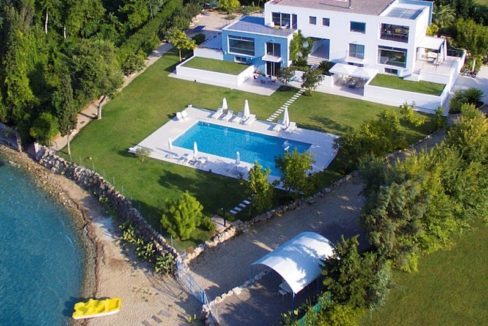 Seafront Minimal Villa at Corfu 2