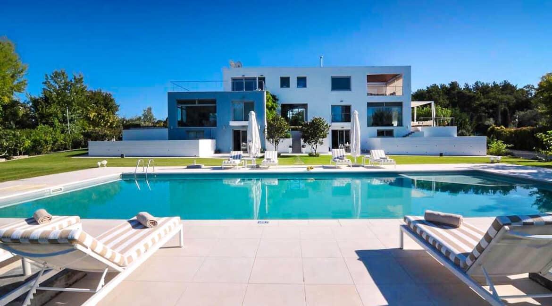 Seafront Minimal Villa at Corfu 35