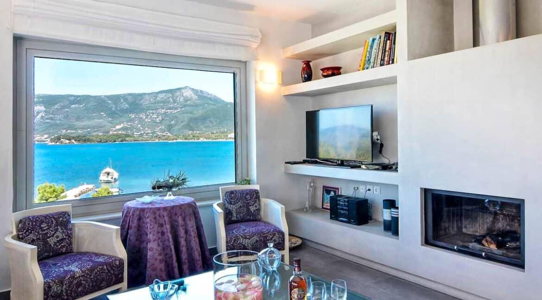 Seafront Minimal Villa at Corfu 37