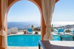 Villa with Sea View at South Athens