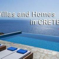 Villas and Homes in Crete