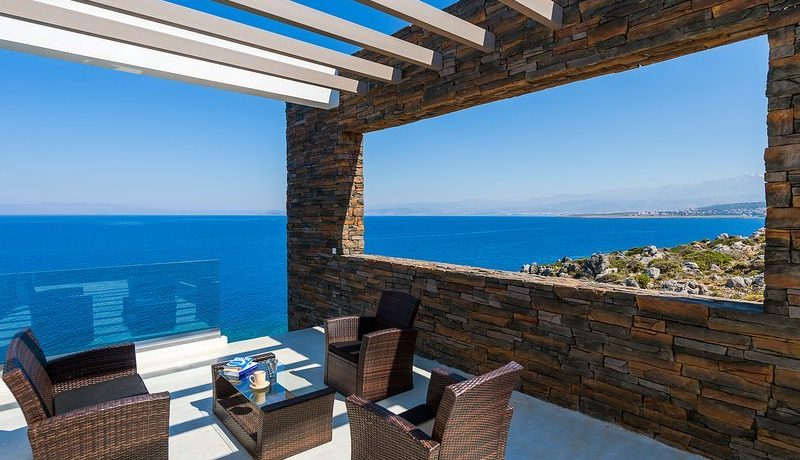 Water front Villa for Sale Crete Chania 24