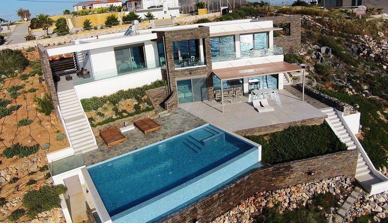 Water front Villa for Sale Crete Chania 26