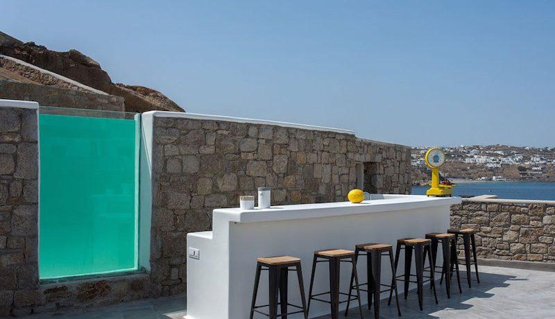 3 New Villas in Mykonos 1