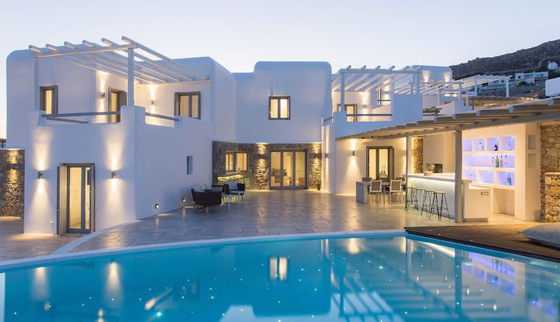 3 New Villas in Mykonos 10