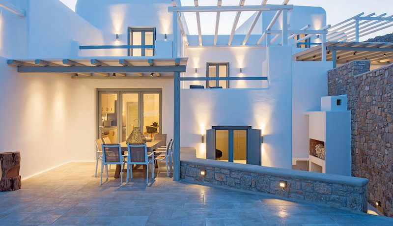 3 New Villas in Mykonos 15