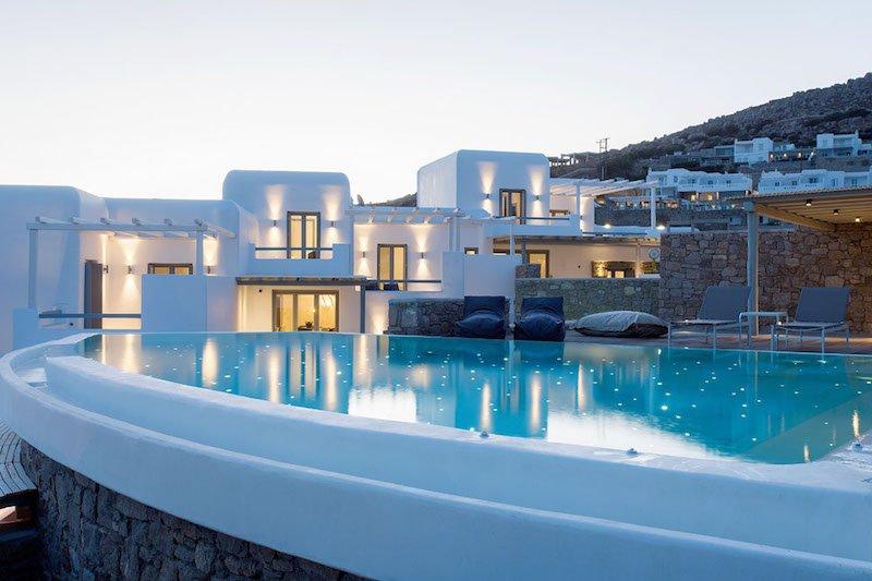 3 New Built Villas in Mykonos. Choose Yours.