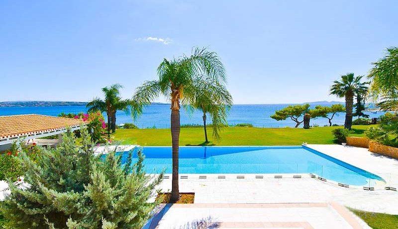Amazing Seafront Villa Porto Heli 11