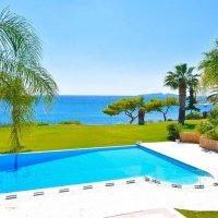 Amazing Seafront Villa Porto Heli