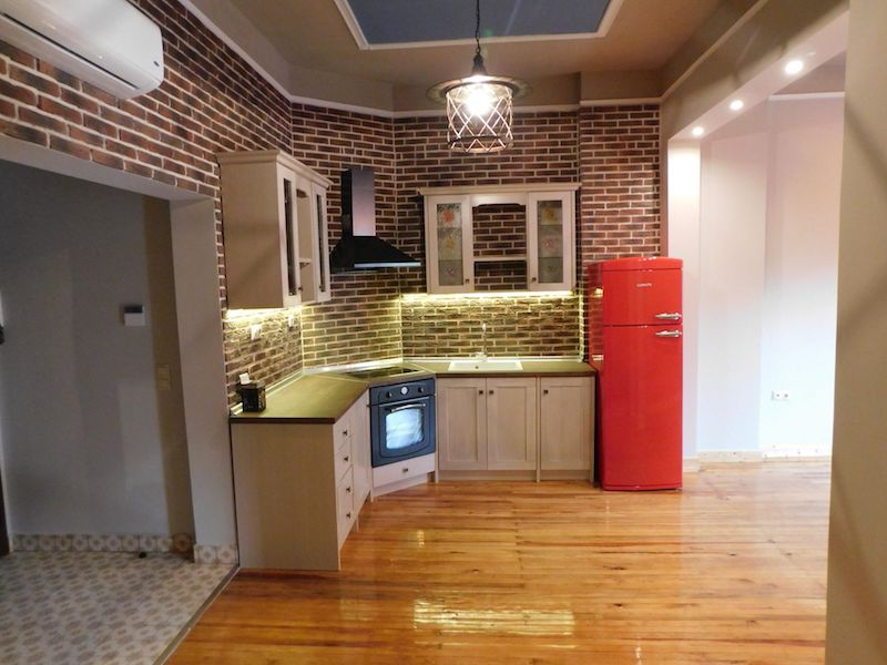 Renovated Apartment in Thessaloniki, City Center