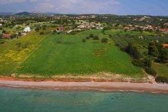 Beachfront Land Porto Heli For Sale 1