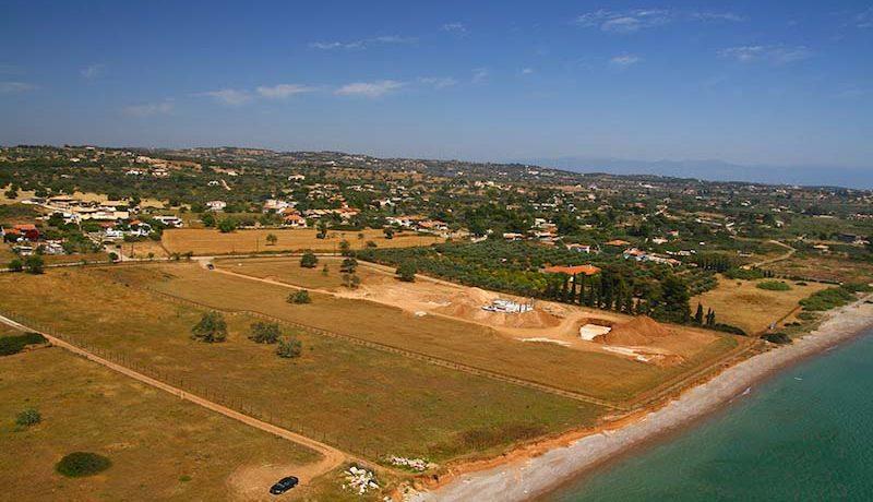 Beachfront Land Porto Heli For Sale 2