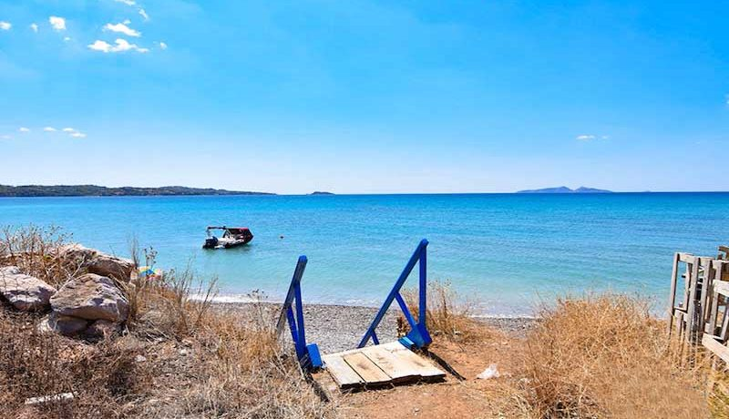 Beachfront Land Porto Heli For Sale 5