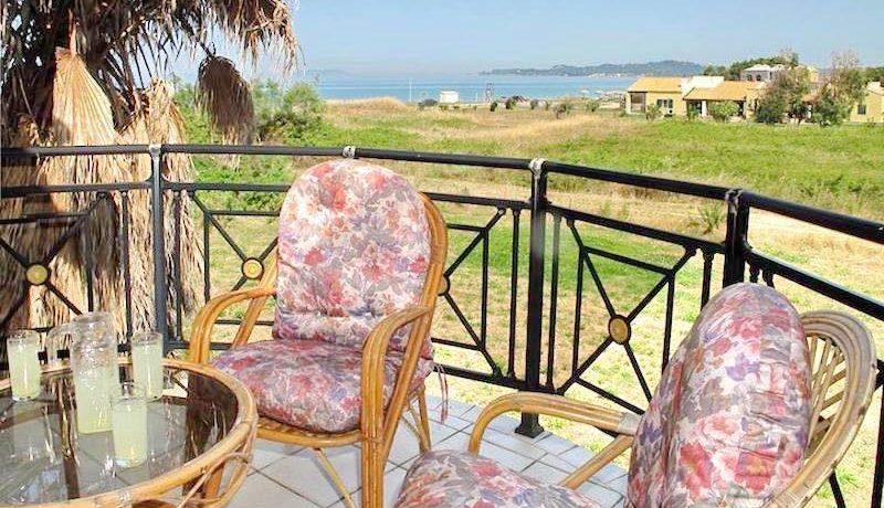 Beachfront Villa Arachavi Corfu 1