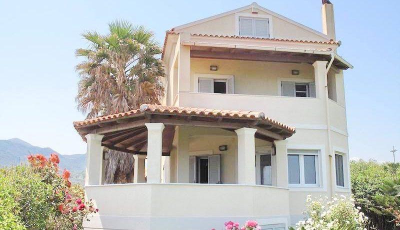 Beachfront Villa Arachavi Corfu 12