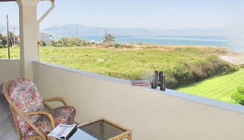 Beachfront Villa Arachavi Corfu 18