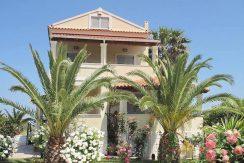 Beachfront Villa Arachavi Corfu 4