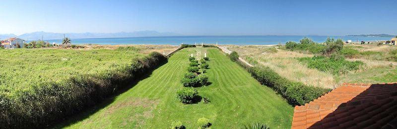 Beachfront Villa Arachavi Corfu 6
