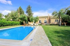 Beautiful House with Pool near Kontokali 4