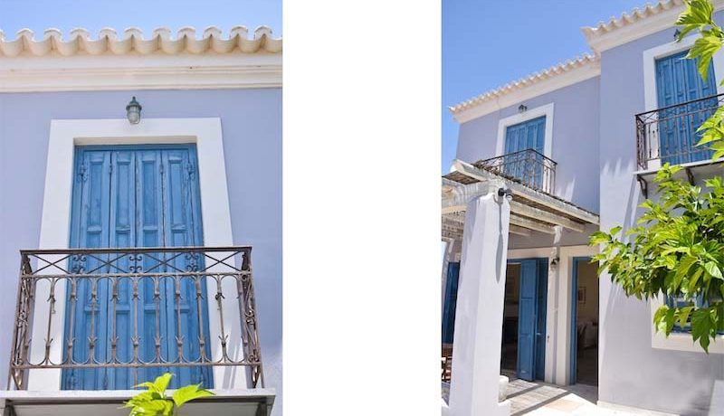 Classic Greek House in Porto Heli Seafront 11