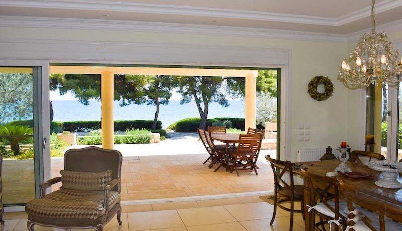 Classic Seafront Villa at Porto Heli 6