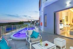 Complex of 3 Villas for Sale Rethimno Crete 1