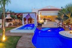 Complex of 3 Villas for Sale Rethimno Crete 14