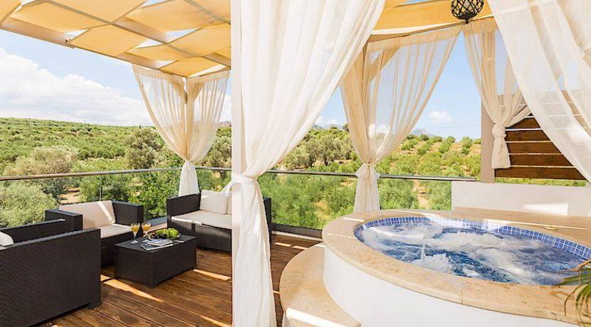 Complex of 3 Villas for Sale Rethimno Crete 24