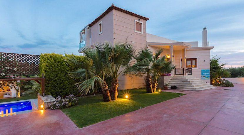 Complex of 3 Villas for Sale Rethimno Crete 25