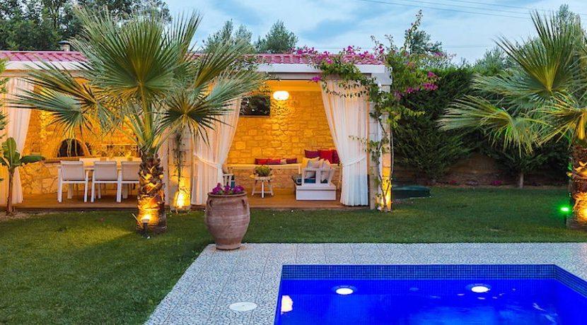 Complex of 3 Villas for Sale Rethimno Crete 26
