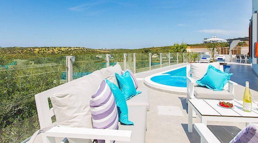 Complex of 3 Villas for Sale Rethimno Crete 4