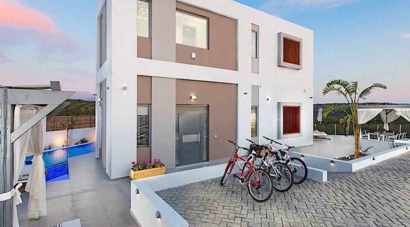 Complex of 3 Villas for Sale Rethimno Crete 9