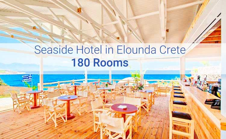 Hotel at Elounda Crete For Sale 1