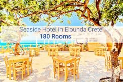 Hotel at Elounda Crete For Sale 2