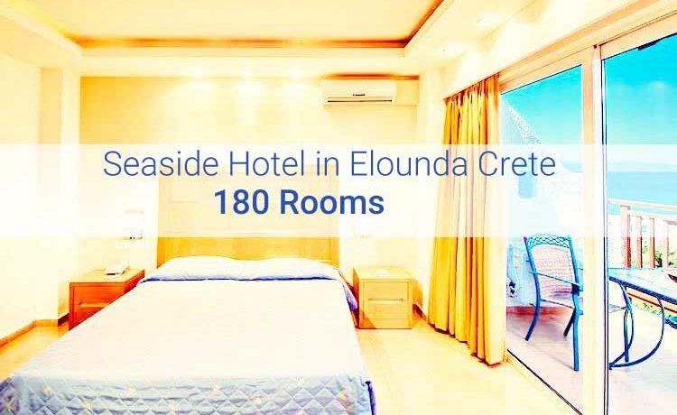Hotel at Elounda Crete For Sale 3